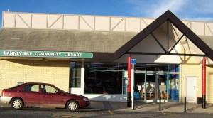 Dannevirke Library 2012
