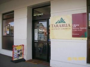 Eketahuna Library