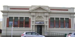 Carnegie Library Dvk
