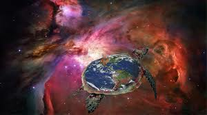 Discworld as captured by the Hubble telescope