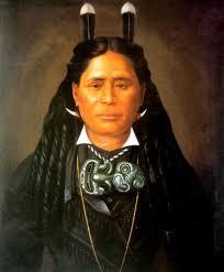 Princess Ngahui Rangita Kaiwaho of Wairarapa