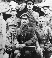 Canterbury Mounted Rifles at Gallipoli