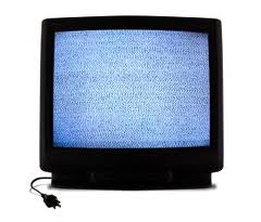 Television without signal from October