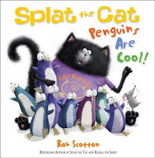 splat penguins are cool