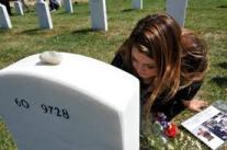 war bride grave