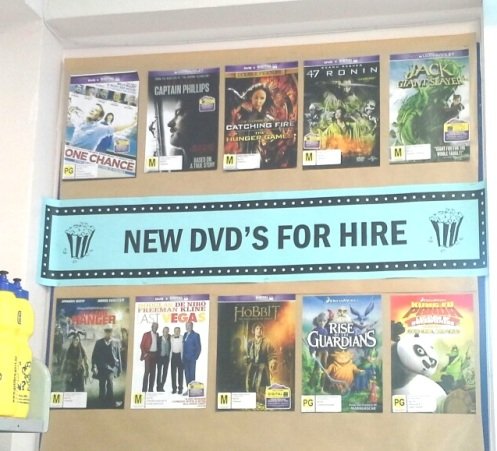 DVDs 2