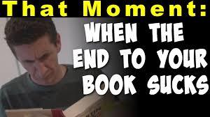 end to book sucks