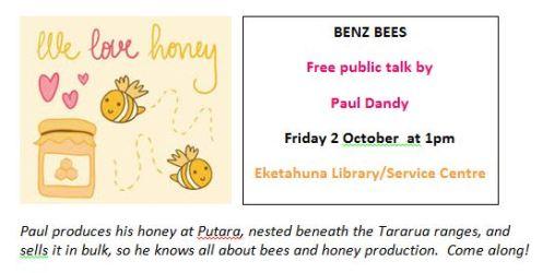 benz bees talk