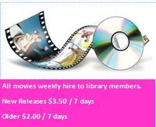 DVD advertisement