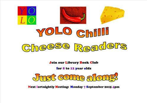 YOLO advertisement