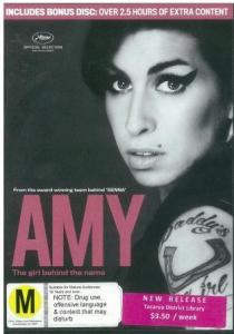 Amy dvd cover