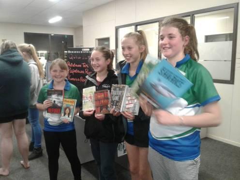 Photo - Woodville Library - Children's Quiz 2018 - Highest scoring team